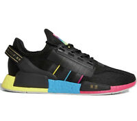 Adidas NMD R1 V2 Mens Trainer Size 9UK Brand New In Box Tokyo Nights Colours!