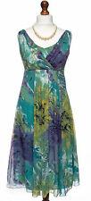 Per Una Polyester V Neck Tea Dresses