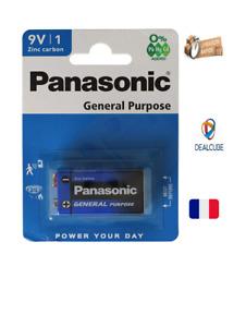 Panasonic 6F22B Batteria 9V Batteria