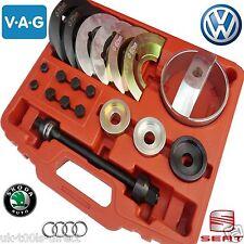 Compact Wheel Hub Bearing Remover & Installing Set VW VAG Audi Seat Skoda
