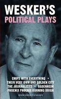 NEW Wesker's Political Plays (Oberon Modern Playwrights) by Arnold Wesker