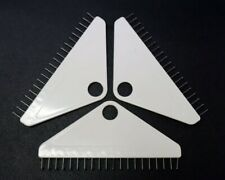 Set of 3 Triangle Weight Hangers for Knitting Machine