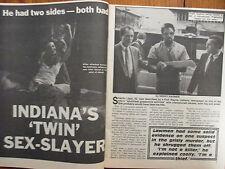 "Nov-1989 ""Startling Detective"" Magazin(FRANK HOPKINS/PAULA SIMS/LEE PERRY FARMER"
