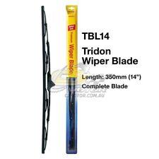 TRIDON WIPER COMPLETE BLADE PASSENGER FOR Mazda Mazda2-DE 09/07-12/12  14inch