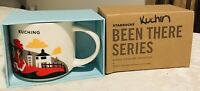 New Starbucks Coffee Mug Kuching Borneo Malaysia Been There Series 14 oz. 2017