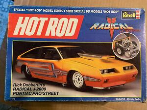 Rick Dobbertin RADICAL J2000 Pontiac Pro Street 1/25  NIOB! ▓RARE▓ *VINTAGE!*