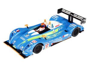 Pescarolo le Mans 2008 Officiel No.17 Slot Voiture Model 50209 Avant Slot