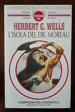 L'ISOLA DEL DR. MOREAU (HERBERT G. WELLS - NEWTON COMPTON)