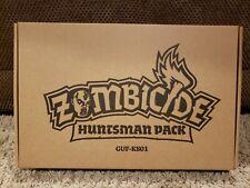 Zombicide Huntsman Pack Black Plague Kickstarter Exclusive New