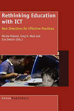 Rethinking Education with Ict, , Used; Good Book