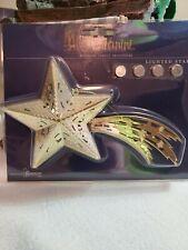 """Fontanini Roman Lighted Nativity Set Star 3.5"""" Ornament Story 56560 New w/Batt"""