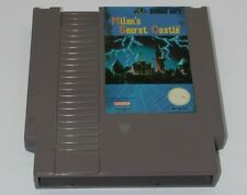 Milon's Secret Castle (Game Cart Only) Nintendo System NES