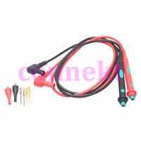 Multi meter Multimeter banana 1.0mm 2.0mm test pen probe rod 1000V 20A 1M cable