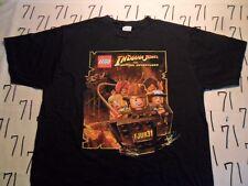 Large- Indiana Jones And Lego T- Shirt