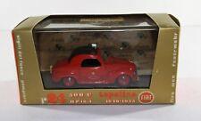 Brumm Fiat 500 C Topolino red 1949-55 Diecast Model Toy Car