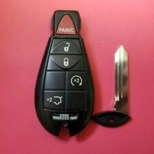 OEM Jeep Grand Cherokee Commander Fobik Key 5B Hatch Remote Start - M3N5WY783X