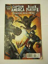 September 2010 Marvel Comics Captain America Black Panther #4 <VF/NM> (JB-40)