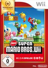 New Super Mario Bros. Wii (Nintendo Wii, 2009, DVD-Box) (OVP)