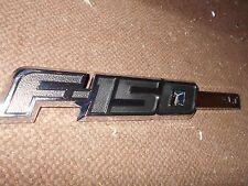2009 2010 2011 2012 2013 FORD F150 F-150 XLT FRONT FENDER EMBLEM 9L3Z-16720-C RH