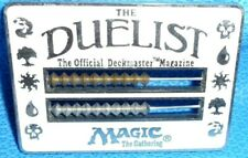 Duelist Abacus White Life Counter WOTC 1996 MTG (1st Production Run)