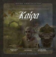 KAIPA - ORIGINAL ALBUM COLLECTION: DISCOVERING KAIPA NEW CD