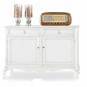 Cupboard – 2 Doors White Matt, 145X49X116H