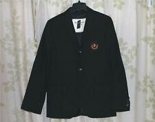 Abercrombie&Fitch Lake Arnold Men's 100% Italian Wool Blazer Jacket $400 NEW M