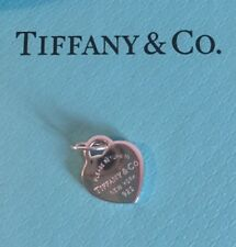 Original Tiffany Herz Please Return To Tiffany In 925 Silber, NEU