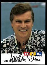 Jochen Busse RTL Autogrammkarte Original Signiert # BC 50092