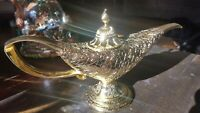 DISNEY BROADWAY ALADDIN LIMITED EDITION GENIE LAMP. RARE!! THEATRICAL GROUP