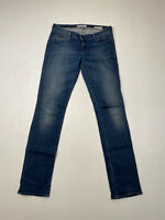 GUESS SLIM Jeans - W30 L34 - Navy - Great Condition - Women's