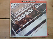 THE BEATLES * 1962-1966 * SOUTH AFRICAN DOUBLE LP PCSPJ 717