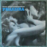 Mikis Theodorakis, Phaedra - Original Motion Picture Soundtrack Vinyl LP 1962
