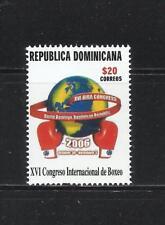 REP. DOMINICANA. Año: 2006. Tema: DEPORTES. BOXEO.