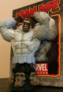 Marvel Man Ape Bust Statue Bowen Designs #96 of 1000 Black Panther