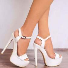 High (3 in. and Up) Stilettos Unbranded Heels for Women