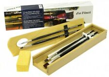 Da Vinci Top-Acryl Brush Set in a Wooden Box Set for Oil & Acrylic Painting 5244