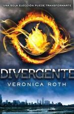 Divergente Divergent Spanish Veronica Roth Paperback Young Adult Fiction