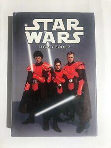 Star Wars Legacy Book 2 - Dark Horse - Hardcover