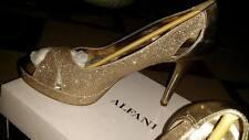 Open Toe Alfani gorgeous size 8 evening shoes