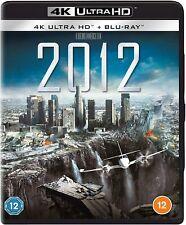 2012 (4K Ultra HD + Blu-ray) John Cusack, Chiwetel Ejiofor, Amanda Peet