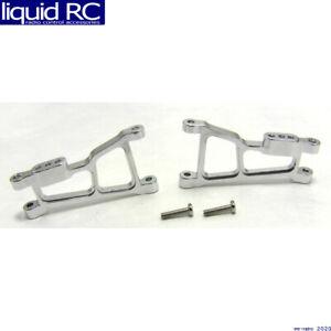 Hot Racing MFD5608 Aluminum Rear Lower Arm Set - Losi 1/24 Micro