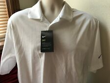 Nwot Nike Dri Fit Tour Performance Polo Short Sleeved Golf Shirt Size L $69
