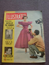 Illustrated Magazine 29 Aug 1953 Princess Margaret,  Bobby Robson, Solar Power