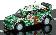 Scalextric Mini Countryman WRC Rallye Monte Carlo 1/32 Scale Slot Car - C3523