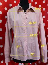 PERSONA by Marina Rinaldi sz 25 ue 52 us 16 uk 20 shirt button100% cotton blouse