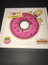 Hans Zimmer - CD Banda Sonora Los Simpson - Edición Especial