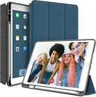 Youmaker [2021 Upgraded] 10.2 Case With Pencil Holder,Ipad 8Th Generation 2020/I