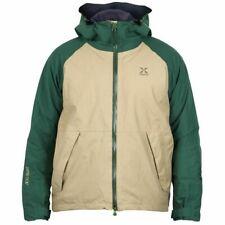 Shimano Xefo Gore Tex Cozy Jacket Smoke Green / Size European L