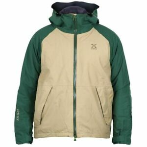 Shimano Xefo Gore Tex Cozy Jacket Smoke Green / Size European M